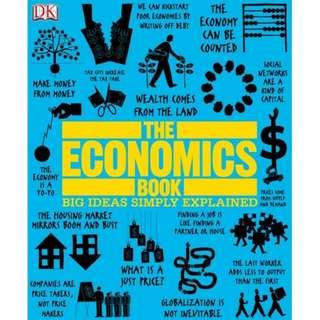( eBook ) The Economics Book DK Publishing