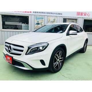 【SUM尼克汽車】2014 Benz GLA200 1.6L