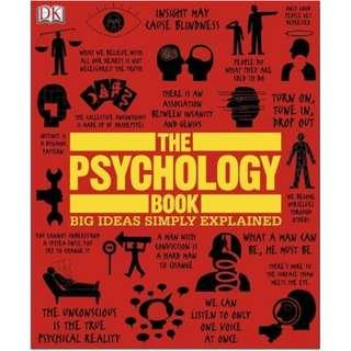 ( eBook ) The Psychology Book DK Publishing