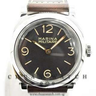 Pre-Owned Panerai Radiomir 1940 Marina Militare 3-Days 47mm Pam 587 Q  (Special Edition of 1000 Pieces Only)