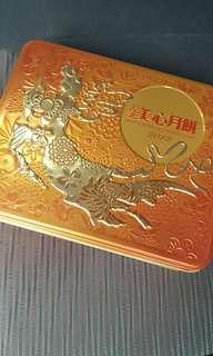 美心雙黃蓮蓉月餅(绝對正貨)