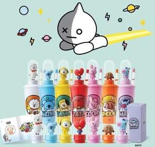 BT21 x CGV x BTS Special Light Up Tumblr / Cups / Bottle / Holder