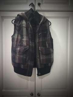 ZARA TRF Vest Jacket