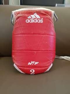 AUTHENTIC ADIDAS Taekwondo Trunk Padding