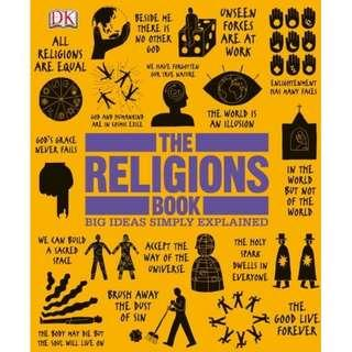 ( eBook ) The Religions Book DK Publishing