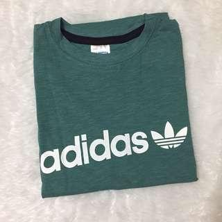 Adidas Tshirt Green