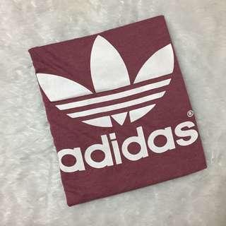 Adidas Tshirt Maroon