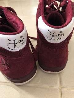 One Direction Zayn's signature shoes