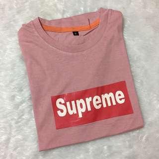 Supreme TShirt Pink