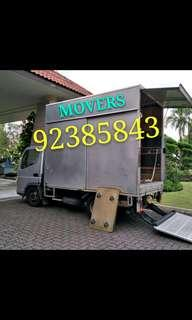 Movers and delivery service direct WHATSAPP 92385843 Johnsion