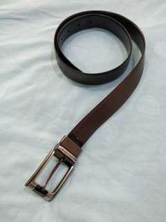 Ted Baker Reversible Belt (Brown/Black)