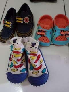 Takeall sepatu bayi