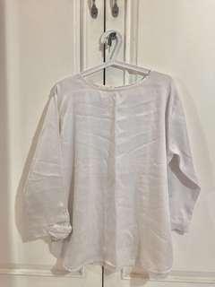 Unbrand - white blouse