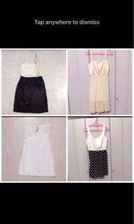 Snow White dresses