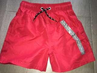 BNWT Boys Red Shorts