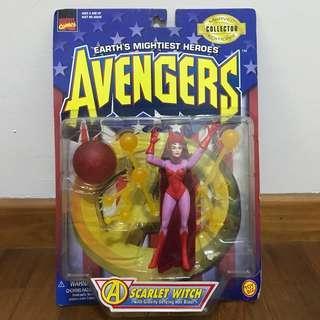Marvel Scarlet Witcg