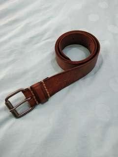 American Eagle Leather Belt