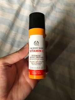The Body Shop Vit. C Skin Boost Instant Smoother