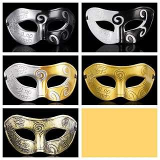 IN STOCK Masquerade mask party mask Dnd costume Halloween mask