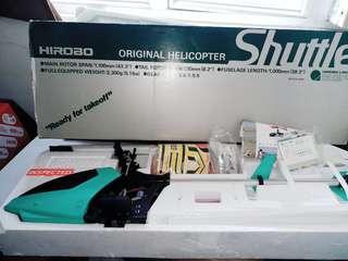 Hirobo Original Helicopter 100% new