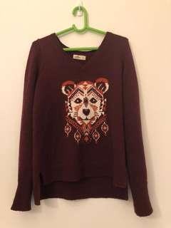 Hollister knit