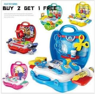 [ Buy 2 get 1 FREE ] Free delivery pretend toys