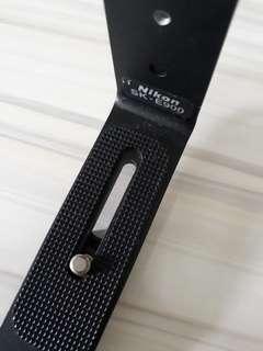 Flash extender plate nikon SkE900