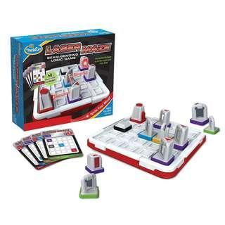 BNIB: ThinkFun Laser Maze Logic Game and STEM Toy