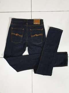 BN Nudie Jeans Tube Tom Twill Rinsed