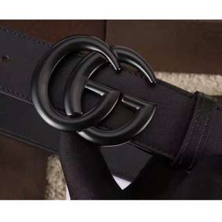 fc816c9ad84 GUCCI BELT BLACK BUCKLE