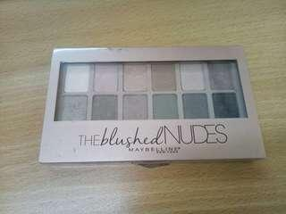 MURAH!! Only 60rb! Maybelline Eyeshadow the blushed nudes