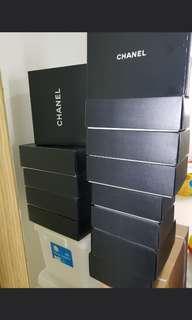 Authentic Chanel Boxes