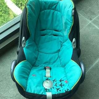 Maxi Cosi Cabriofix Car Seat Baby Carrier