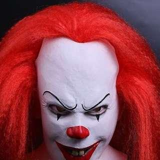 Pennywise clown 1990s it movie