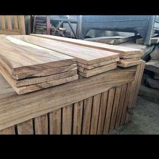 Customized items (wood works)