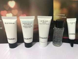 Chanel Sample set 試用裝