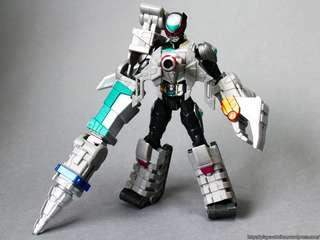 Shf kamen rider birth with claw set ooo