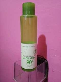 Toner Nature Republic preloved