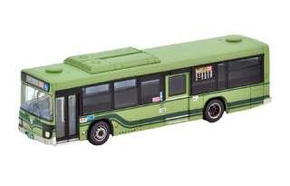 全新 TOMYTEC N gauge 情景 Bus Collection JB059 京都五十鈴巴士  鐵道模型用品 (Not KATO & Tomix) 1/150