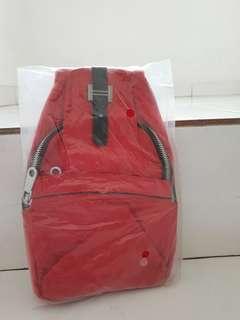 BOLEH NEGO ASAL SERIUS MAU BELI Sling Bag Import BARU ex KADO MULUS Tas Selempang Body Bag Cross Bag Nilon ANTI AIR