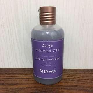 NEW✨BHAWA Body Shower Gel Young Lavender