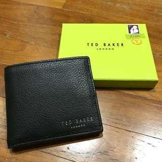 Brand New Ted Baker Black Wallet