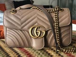 New Gucci Marmont