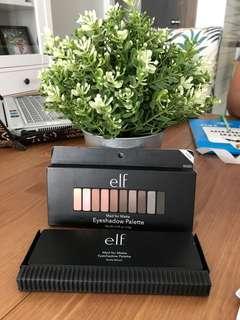 Elf Mad for Matte Eyeshadow Pallete