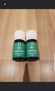 With smartpac BN young living aromaease