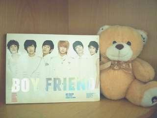BOYFRIEND first single album authentic