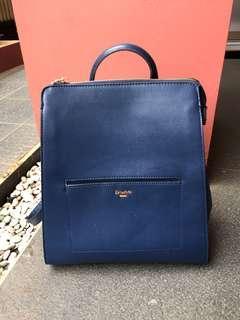 100% ORIGINAL DUNE LONDON NAVY BLUE BAG