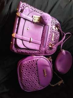 3in1#purplelover
