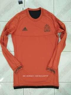 Marseille reversible player issue jersey