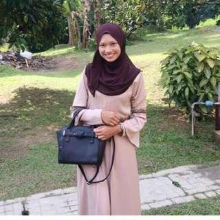 Dress By Fatin Suhana